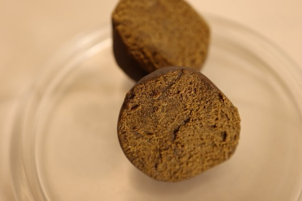Charas - Cbd Hash NYC Orange &  Diesel 41% 50g